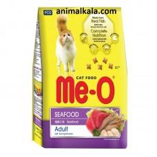 غذای خشک گربه با طعم مرغ و سبزیجات 3 کیلو meo